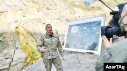 Azərbaycan prezidenti İlham Əliyevin Kəlbəcər və Laşın səfəri, 16 avqust 2021