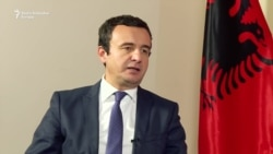 Kurti: Ne može Kosovo isto da tretira Sarajevo i Beograd