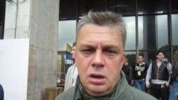 Віктар Трафіменка, актывіст Аўтамайдану