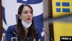 Ivana Korajlić (na fotografiji, 28. januar): Svake godine imamo više od hiljadu prijava građana
