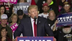 Trump Jokes 'Cancel Election, Give It To Me'