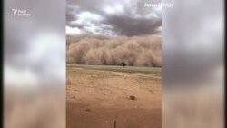 Град і пилова буря: жителі Австралії відчувають на собі нові удари стихії – відео