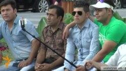 Հայաստանում ապրող իրանցիներն ու իրանահայերը ևս տոնում են միջուկային համաձայնագրի կնքումը