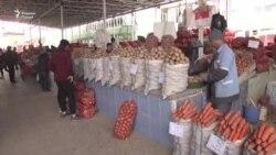 Цены на рынках Душанбе: что по чем