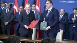 Erdogan u Beogradu