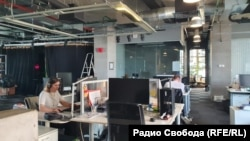 Московское бюро Радио Свобода 14 мая 2021 года.
