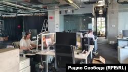 Офис радио Свобода. 14 мая 2021 года.