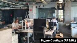 Московское бюро Радио Свобода. 14 мая 2021 года