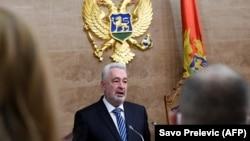 Montenegrin Prime Minister Zdravko Krivokapic