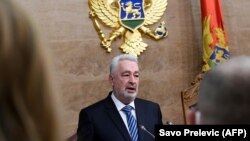 Premijer Crne Gore Zdravko Krivokapić (na fotografiji) još javnost nije upoznao sa sadržajem Temeljnog ugovora sa Srpskom pravoslavnom crkvom