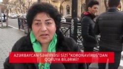 """Azərbaycan səhiyyəsi """"koronavirus""""la mübarizəyə hazırdımı?"""