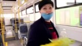 Коронавирус и транспорт в Казани