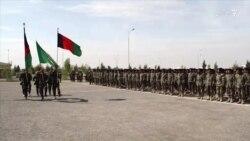 فراغت ۱۰۰۰ سرباز اردوی ملی از مرکز تعلیمی قول اردوی ۲۰۵ اتل