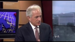 Corker: Lack Of International Resolve On Iran