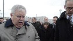 Джон Теффт, посол США в России об убийстве Немцова