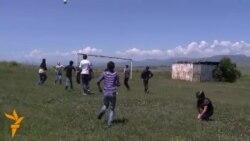 Жизнь осетинского села в Грузии