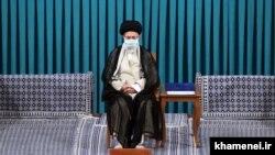 علی خامنهای، رهبر مذهبی ایران