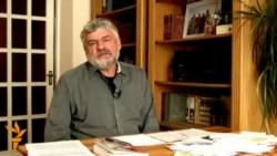Уладзімер Арлоў пра сваю кнігу «Пакуль ляціць страла»