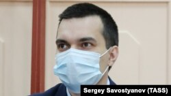 Юрист «Фонду боротьби з корупцією» (ФБК) В'ячеслав Гімаді