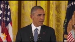Обама: ќе барам од Конгресот нови воени овластувања