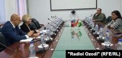 Нишасти матбуотӣ рӯзи 24-уми март дар Душанбе баргузор шуд