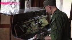 Бои под городом Марьинка Донецкой области продолжаются