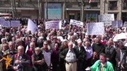 15 04 2015 Протести во Србија и Пакистан, изложби во Авганистан и Белорусија