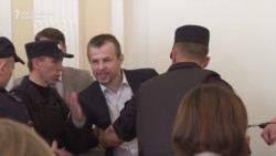 Russian Opposition Politician Sentenced To Prison Term