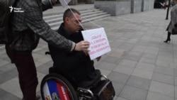 """""""Инвалиды войны"""" против Франца Клинцевича"""