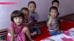 Жительница Оша родила тройню после двух пар двойняшек