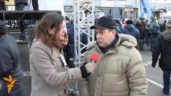 Андрей Нечаев на митинге 10 марта