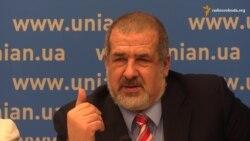 Рефат Чубаров і Валерія Лутковська про репресії проти кримський татар у Криму