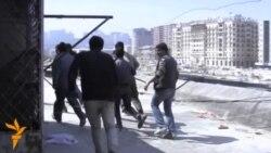 """Bakı sakini: """"Cənab prezident, eşit mənim səsimi""""."""