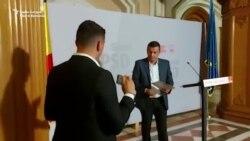 Dialog despre moțiune între George Simon (AUR) și Sorin Grindeanu (PSD)