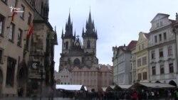 У Чехії вшанували пам'ять жертв Голодомору в Україні (відео)