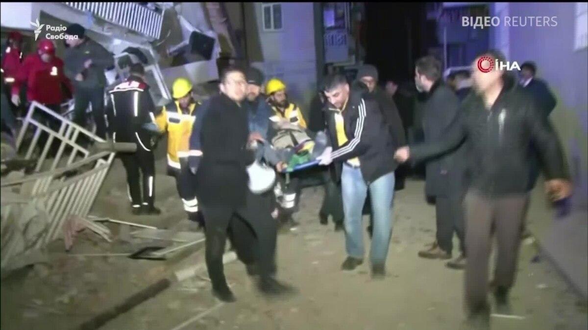 Землетрясение в Турции: по меньшей мере 6 человек погибли – видео