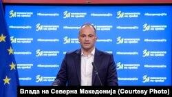 Ministri maqedonas i Shëndetësisë, Venko Filipçe.