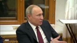 Путин Ресейге автономды интернет қажеттігін айтты