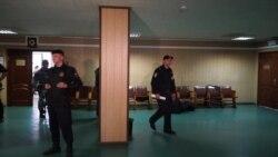 Аресты участников митинга 27 июля в Пресненском суде