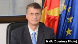 Антонио Јолевски, претседател на Советот на јавни обвинители
