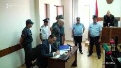 Հայկ Սարգսյանը կալանքից ազատ արձակվեց