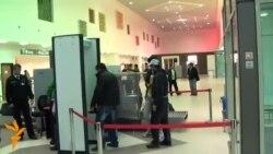 Ифтитоҳи терминали нави фурудгоҳи Душанбе
