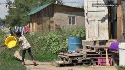 Без света в селе Ушконыр