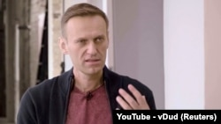 Last week, in a video posted to his website, Aleksei Navalny named several men he alleged attempted to kill him.