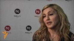 """Мадонна: Тюремное заключение для Pussy Riot станет """"трагедией"""""""