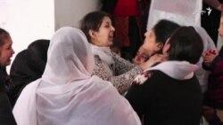 مراسم آتشسپاری کشتهشدهگان سیکهـ ها در کابل برگزار شد