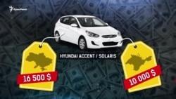 Санкції не перешкода? Як кримчани купують автомобільну «запрещенку» (відео)