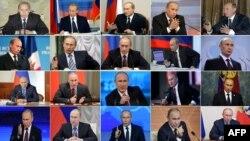 Vladimir Putin 2001-ci ildən 2020-ci ilə qədər fotolarda, 2 iyul 2020