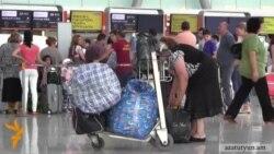 Հայաստանից տարեկան հեռանում է մոտ 35 հազար մարդ