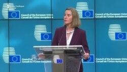 Могерини: ЕУ има најсилно влијание врз Западен Балкан